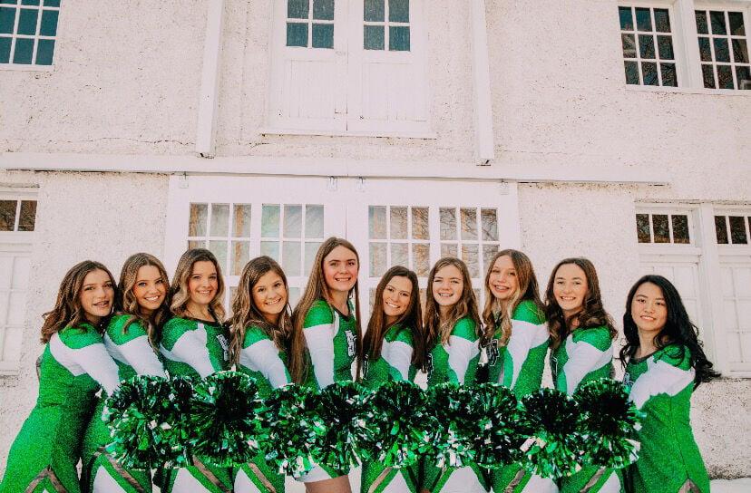 Watch now: St. Patrick High School Strutters dance team cap off successful season