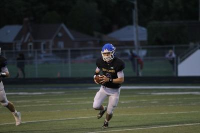 Tonkinson runs for 3 touchdowns as North Platte defeats Lincoln North Star