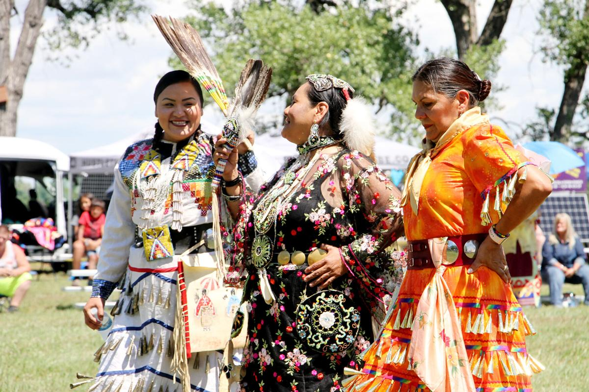 Native American dancers from across the West gather in North Platte for Pow Wow