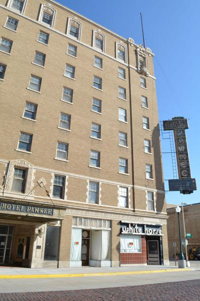 Real estate deal closes for Hotel Pawnee, clearing the way for restoration