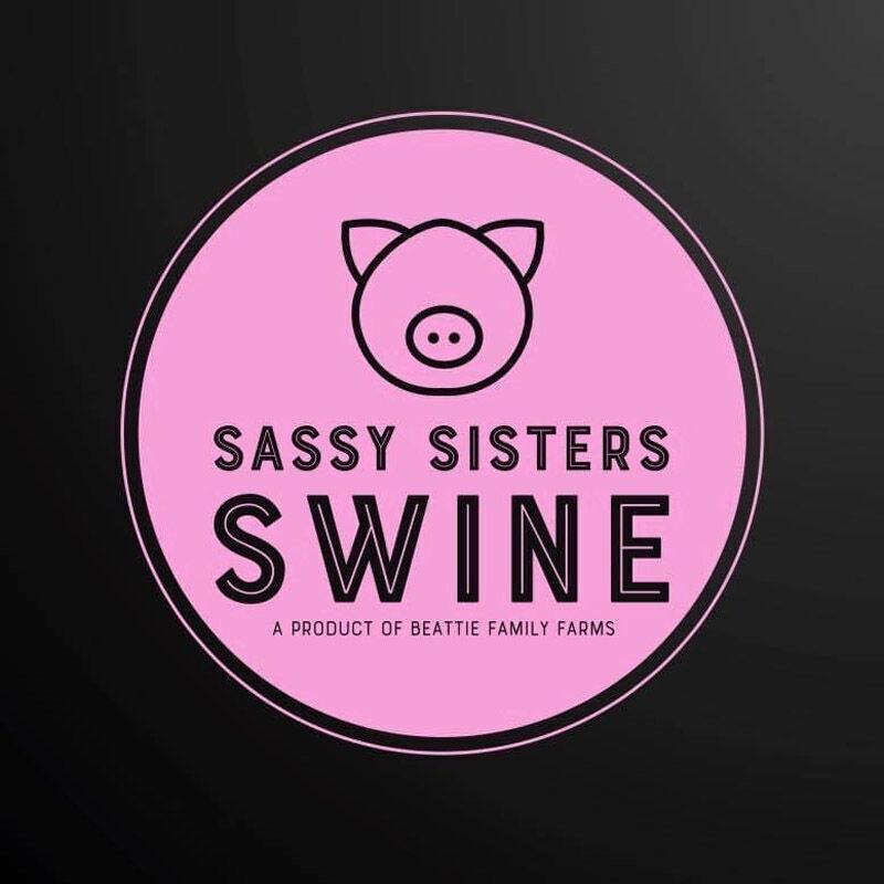 Sassy Sisters Swine logo