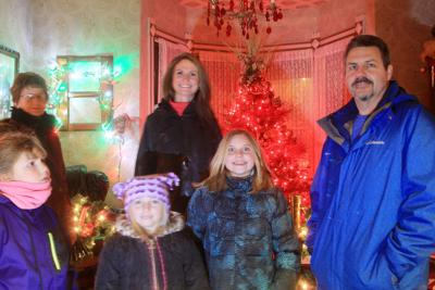 Outdoors: Celebrate Christmas with the Cody's