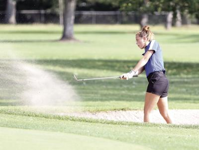 north platte girls golf opens season with dual win over ogallala