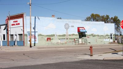Striving for self-sufficiency: For a town of 305, Stapleton has much to offer