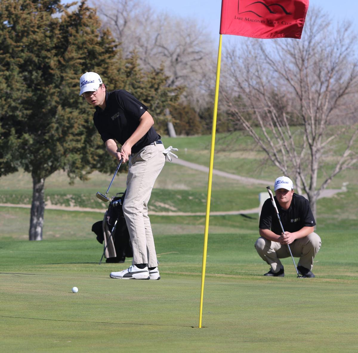 McCook bests North Platte by seven shots at Lake Maloney Golf Club