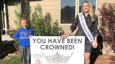 'You've been crowned!': Miss State Fair finds unique way to raise funds in pandemic