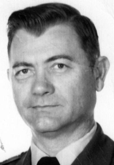 Major Robert (Bob) G. Refior
