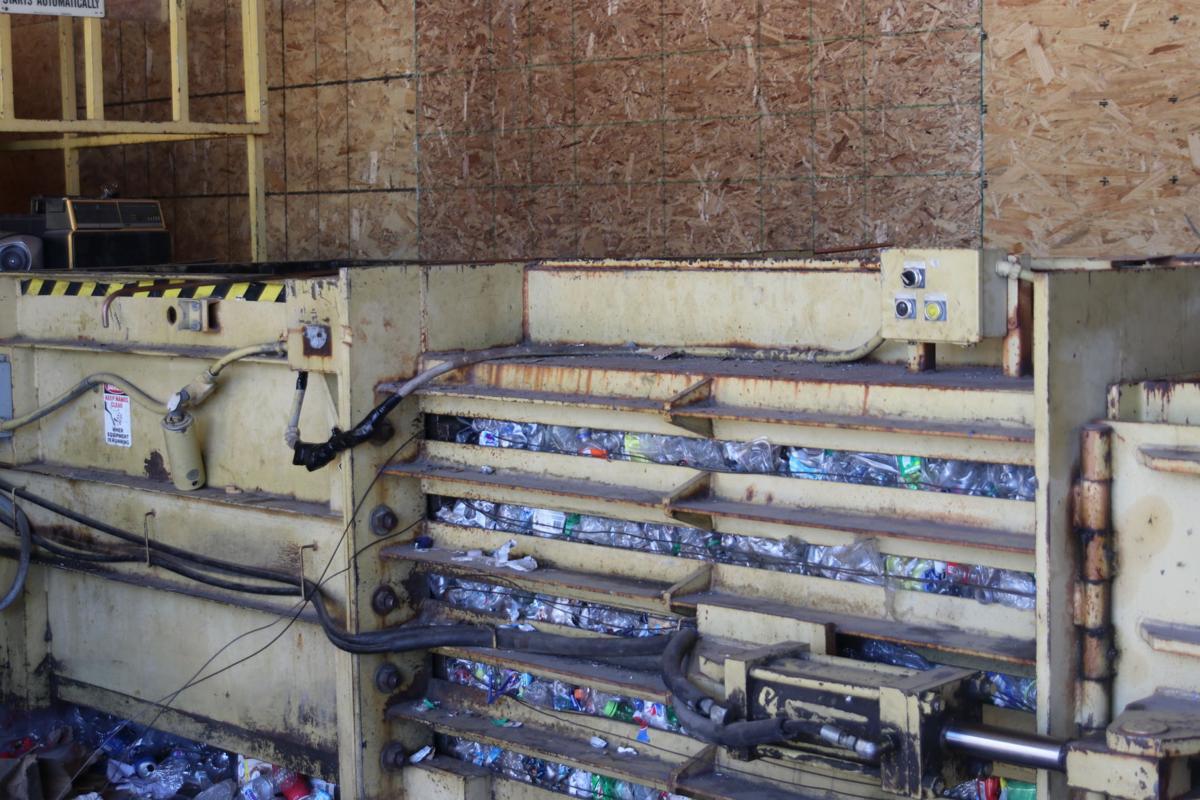 Recycling ABC crusher