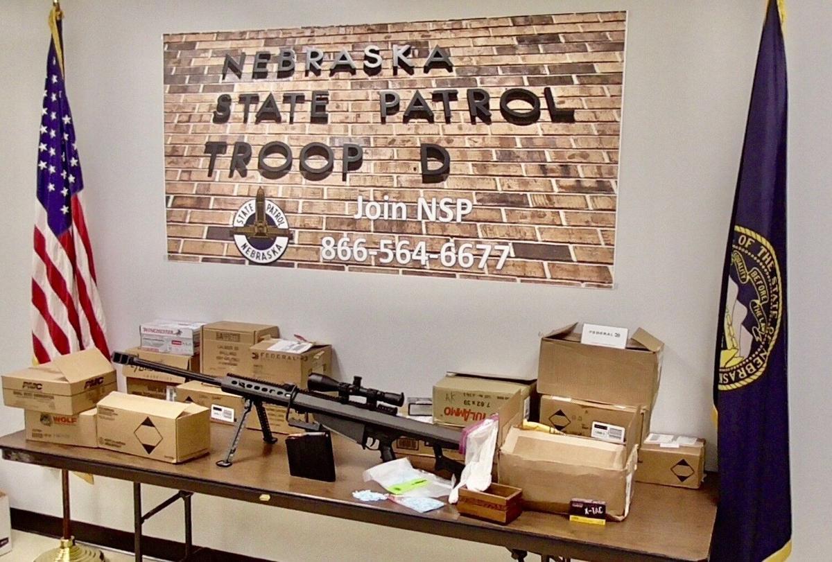 Nebraska State Patrol: North Platte man received shipment of more than 500 Xanax pills in mail
