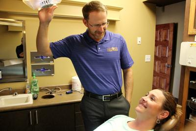 Home care important to dental health