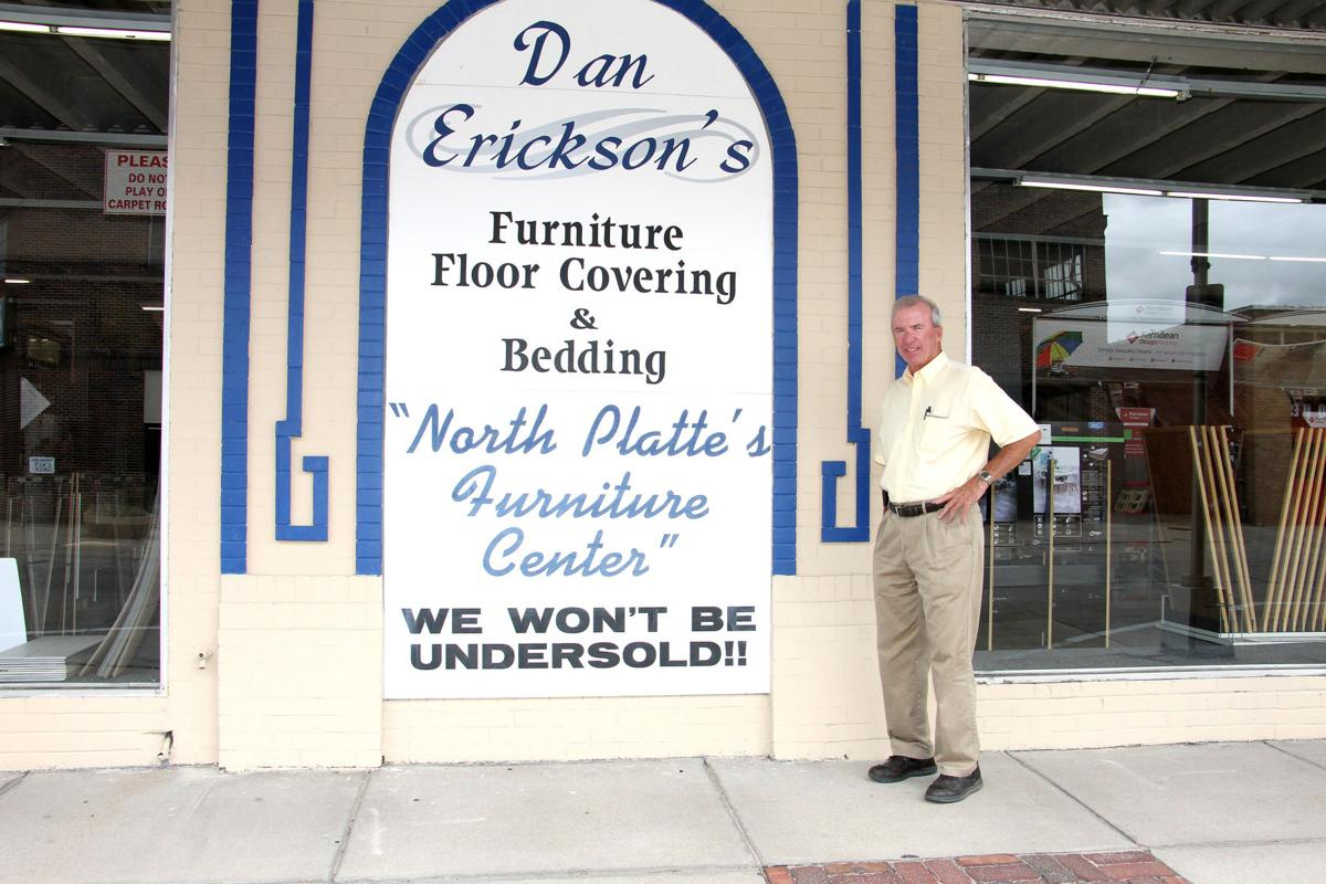 Dan Erickson To Retire After Selling Furniture Store