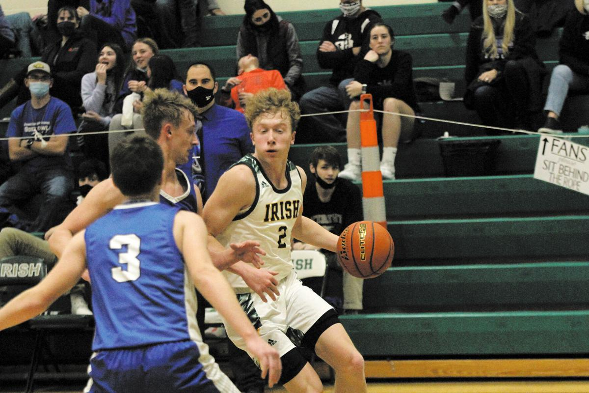 Early run, tough defense leads No. 2 St. Pat's boys to win over Overton