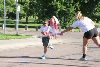 Kids Klub Afterschool Program members run in 5K