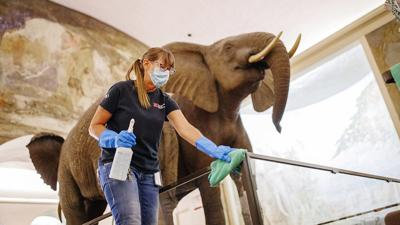 UNL's Morrill Hall to reopen to public Aug. 5