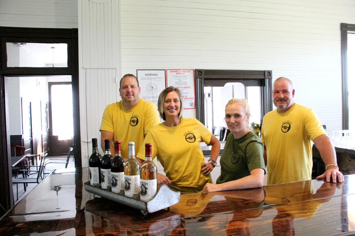 Hobby turns into new vineyard south of Brady