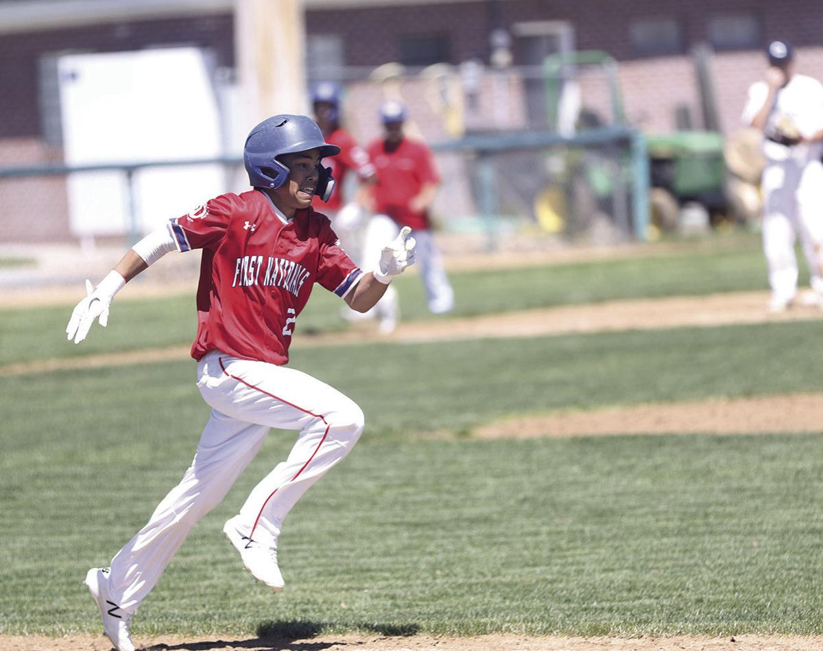North Platte First Nationals juniors split with Columbus in home opener