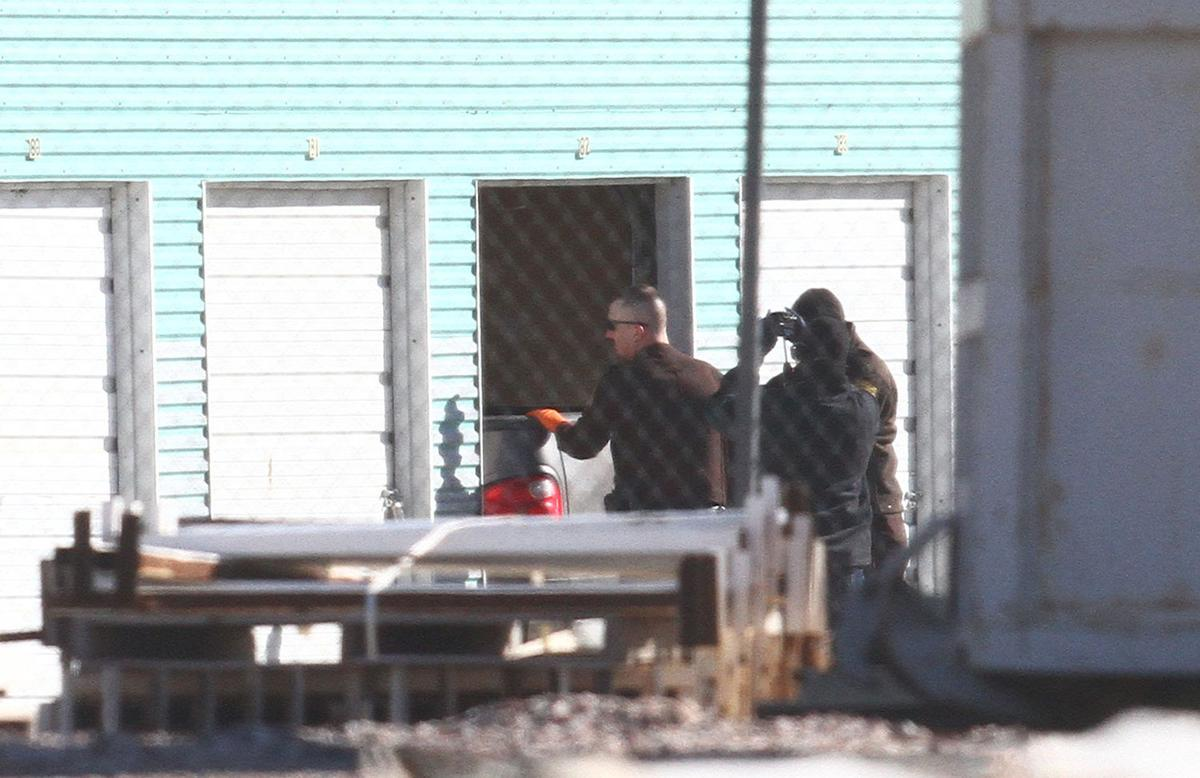 Authorities discover bodies of man, woman in Scottsbluff storage unit