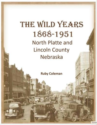 North Platte author tells tales of the 'Wild Years'