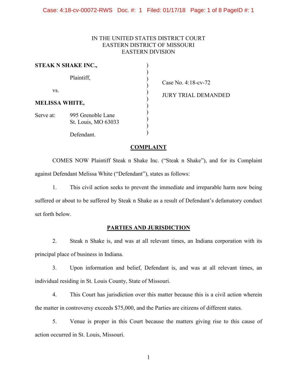2018 lawsuit
