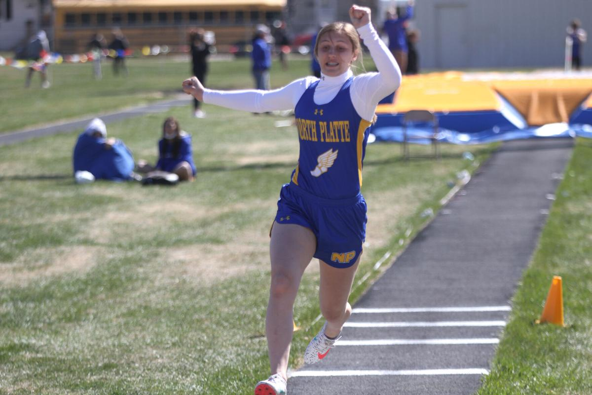 North Platte track and field finds success at Buffalo Bill Invitational