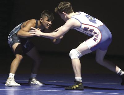 The Maine event: Wrestlers from west-central Nebraska, New England battle on the mat in North Platte