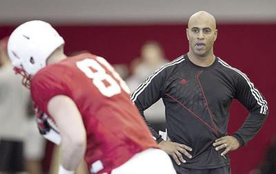 Ron Brown rejoins Husker football coaching staff as director of player development