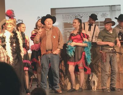 Frontier Revue marks 50 years performing Doc Thayer's music