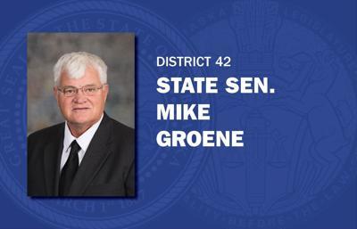 Mike Groene mug senators