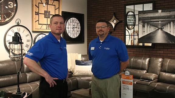 Ashley Furniture Home Now Open At, Ashley Furniture Anchorage Alaska