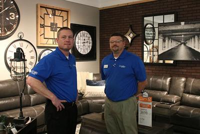 Ashley Furniture HomeStore now open at Platte River Mall | Commerce on home and more, furniture and more, shoes and more,