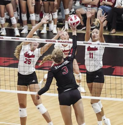 Stanford tops Nebraska 3-1 in rematch of 2018 title game