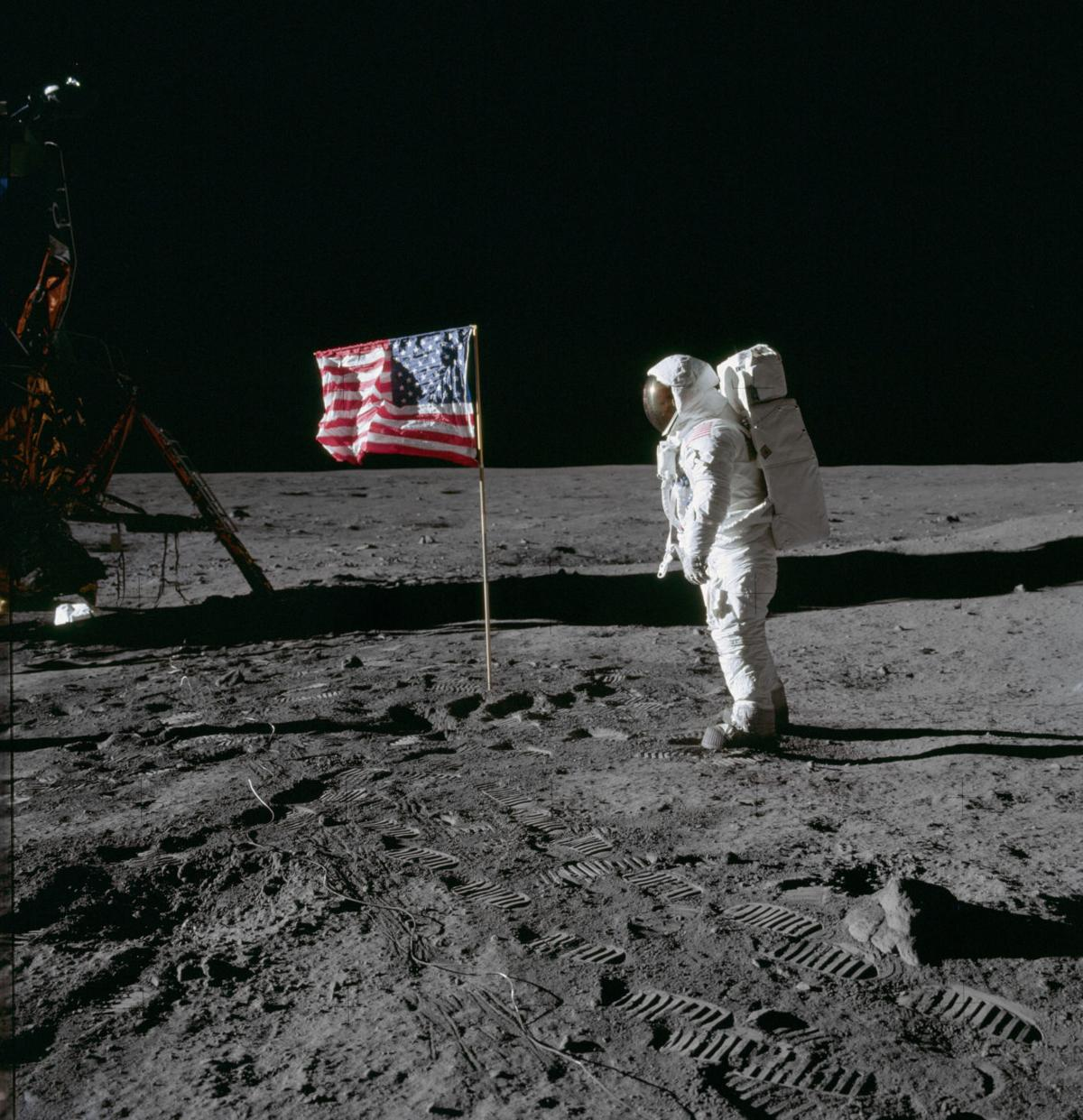 How did NASA put men on the moon? One harrowing step at a time.