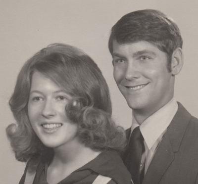 Bob and Sue Mason