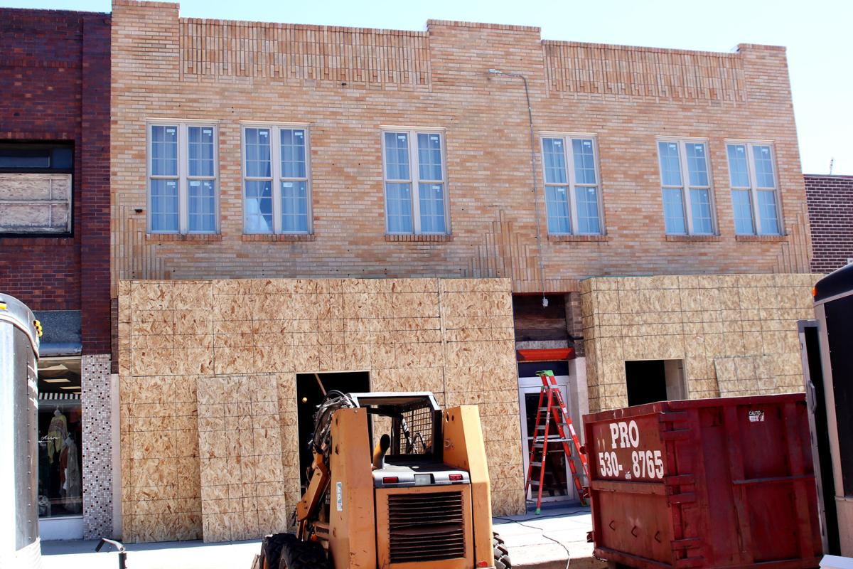City, businesses continue beautification along 'the bricks'