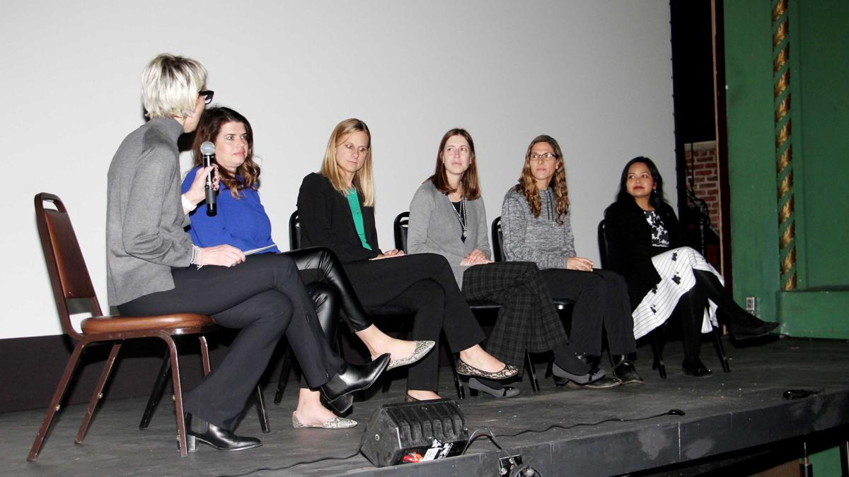 Panel, movie explore role of digital, real life in mental health for students