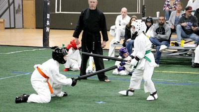 Top Tier hosts Taekwondo Korean martial arts tournament in North Platte