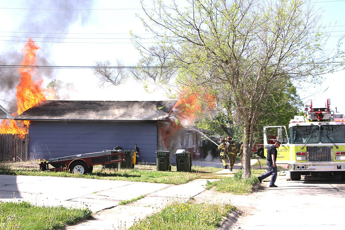 Hot lawn mower linked to garage fire