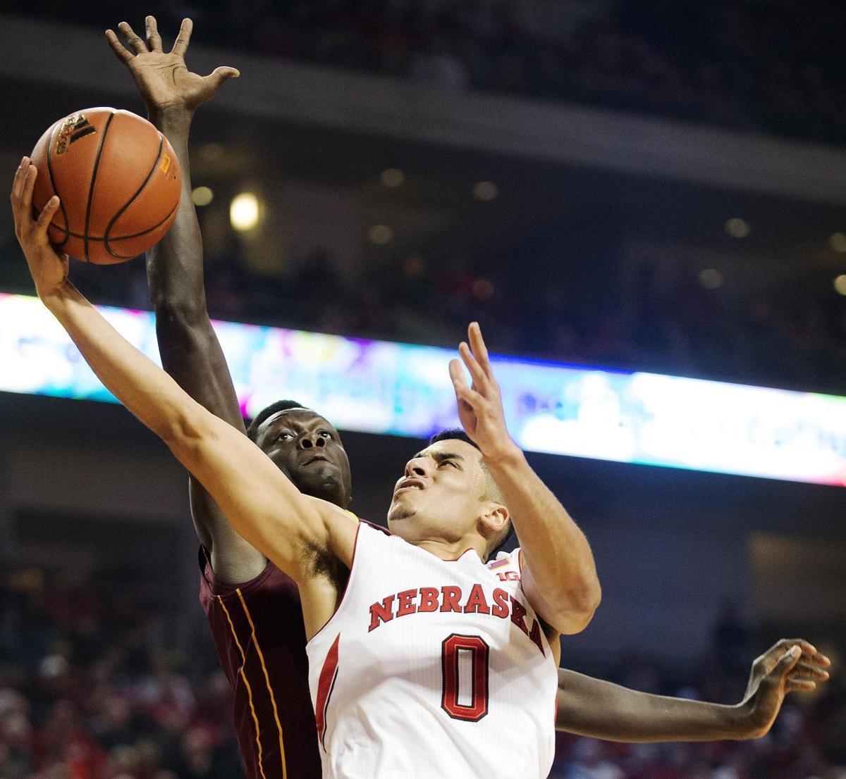 Minnesota vs. Nebraska, 1.12.16