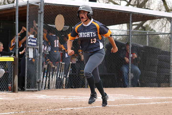 Big sixth inning propels Knights to victory over Southeast
