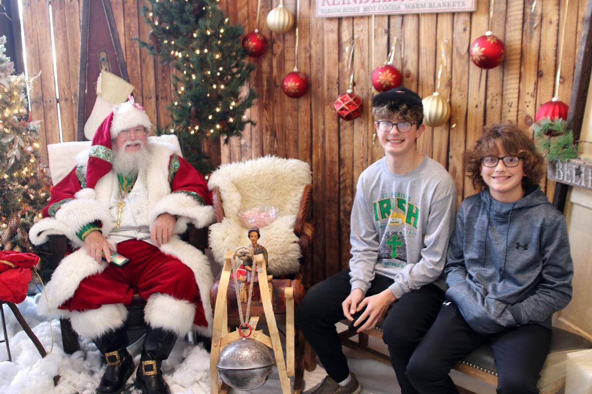 Watch now: Prairie Arts Center hosts its annual Festival of Trees