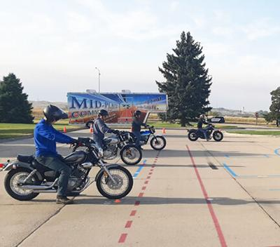 North Platte Community College adds more classes to motorcycle safety training program