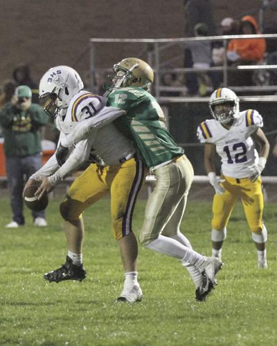 Irish defense records second consecutive shutout in 27-0 victory over Bridgeport