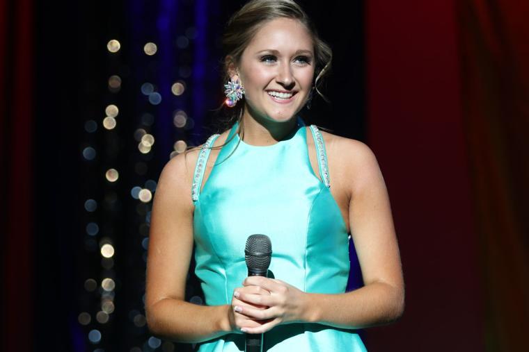 Miss Nebraska Teen 71