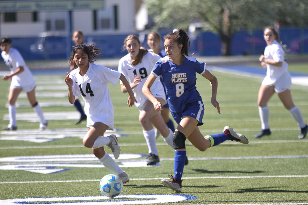 North Platte girls soccer advances to A-4 District final with win over Fremont