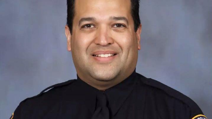 Lincoln police officer, Mario Herrera, dies two weeks after being shot serving warrant