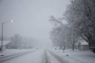 Winter's last March blast
