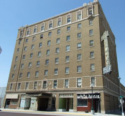Chamber secures tax sale certificate for Hotel Pawnee