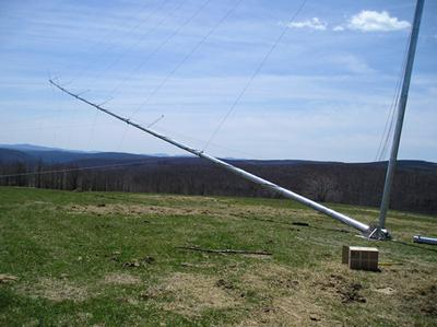 Wind test towers could be headed for Sandhills