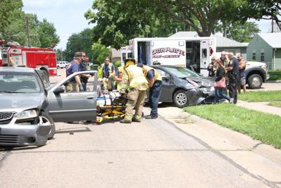 Two injured in North Platte wreck | Local News | nptelegraph com