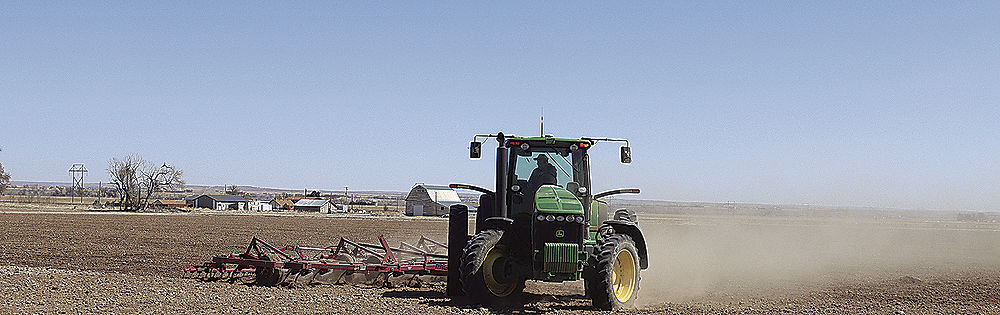 Federal farm programs helps ag producers through economic lows